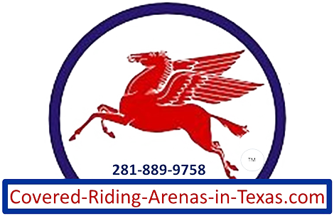 Covered Riding Arenas in Texas