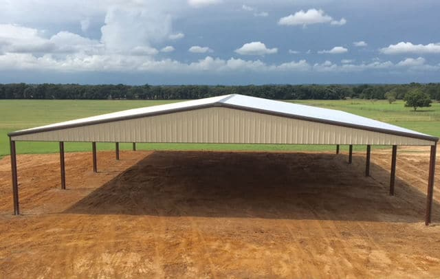 New arena by Covered Arena (TM) and Dressage Arenas