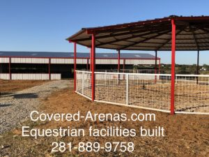 Covered Arena (TM) and Dressage Arenas